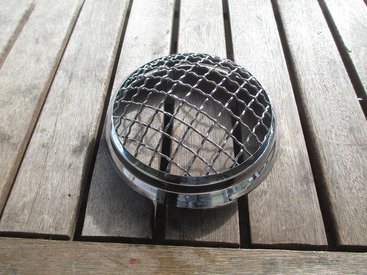 Wanted: Mesh spotlight Covers Lucas LR576 5 3/4 inch